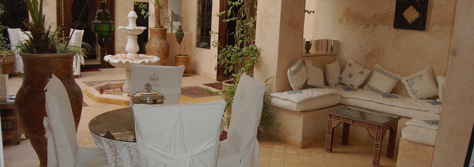 Riad Palais Des Princesses  U00e0 Marrakech Maroc